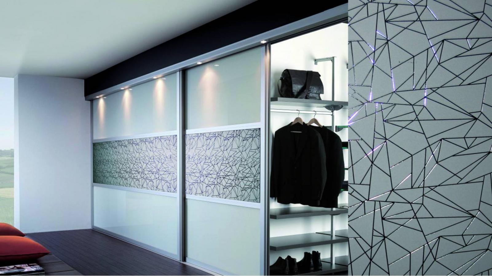 Изготовление дверей для шкафов-купе - стекломаркет.